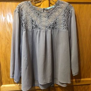 New XL Maurices blouse